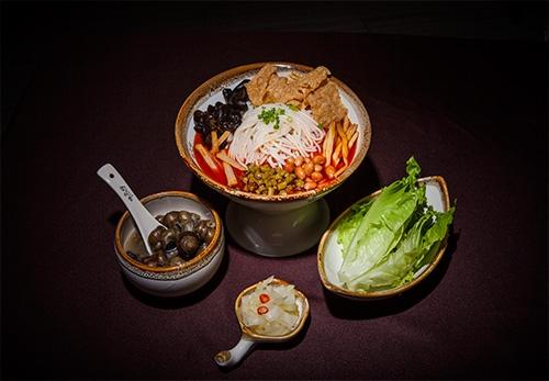 柳州原味螺蛳粉